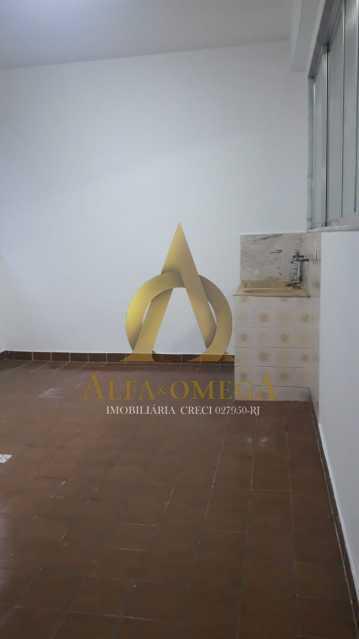 4 - Casa em Condomínio Estrada do Tindiba,Pechincha, Rio de Janeiro, RJ Para Alugar, 2 Quartos, 104m² - AOJ60035L - 15
