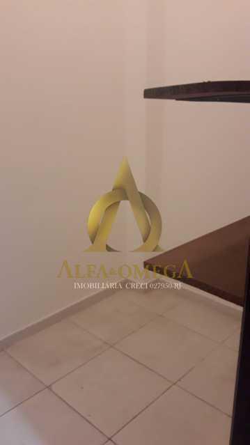 6 - Casa em Condomínio Estrada do Tindiba,Pechincha, Rio de Janeiro, RJ Para Alugar, 2 Quartos, 104m² - AOJ60035L - 20