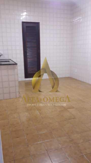 9 - Casa em Condomínio Estrada do Tindiba,Pechincha, Rio de Janeiro, RJ Para Alugar, 2 Quartos, 104m² - AOJ60035L - 17