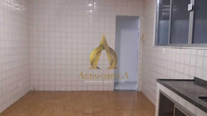 10 - Casa em Condomínio Estrada do Tindiba,Pechincha, Rio de Janeiro, RJ Para Alugar, 2 Quartos, 104m² - AOJ60035L - 18