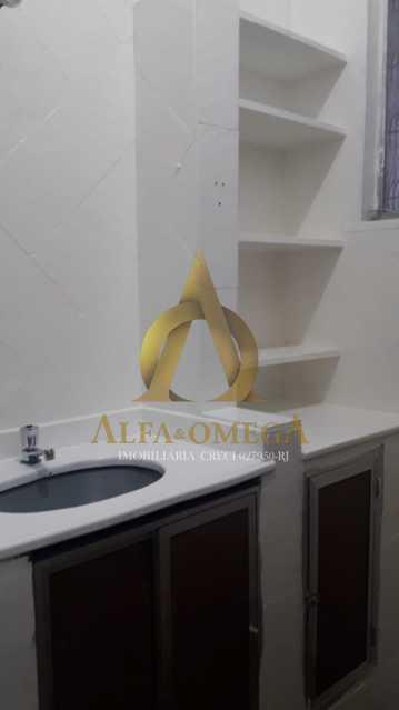12 - Casa em Condomínio Estrada do Tindiba,Pechincha, Rio de Janeiro, RJ Para Alugar, 2 Quartos, 104m² - AOJ60035L - 13