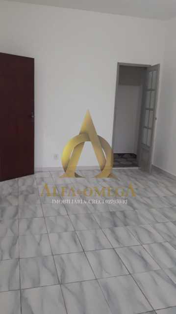 13 - Casa em Condomínio Estrada do Tindiba,Pechincha, Rio de Janeiro, RJ Para Alugar, 2 Quartos, 104m² - AOJ60035L - 4