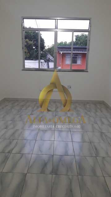 15 - Casa em Condomínio Estrada do Tindiba,Pechincha, Rio de Janeiro, RJ Para Alugar, 2 Quartos, 104m² - AOJ60035L - 5
