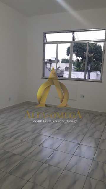 16 - Casa em Condomínio Estrada do Tindiba,Pechincha, Rio de Janeiro, RJ Para Alugar, 2 Quartos, 104m² - AOJ60035L - 8