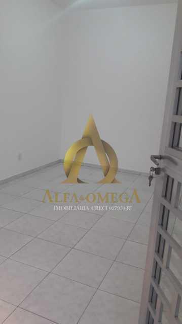 17 - Casa em Condomínio Estrada do Tindiba,Pechincha, Rio de Janeiro, RJ Para Alugar, 2 Quartos, 104m² - AOJ60035L - 10