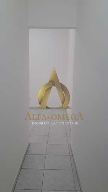 18 - Casa em Condomínio Estrada do Tindiba,Pechincha, Rio de Janeiro, RJ Para Alugar, 2 Quartos, 104m² - AOJ60035L - 7
