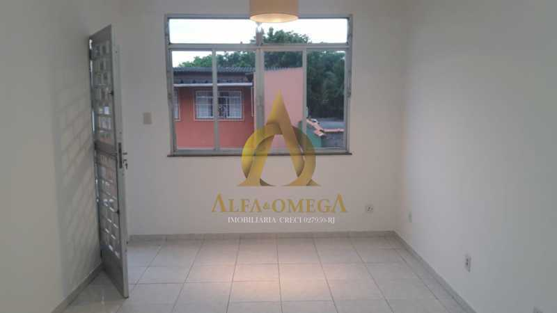19 - Casa em Condomínio Estrada do Tindiba,Pechincha, Rio de Janeiro, RJ Para Alugar, 2 Quartos, 104m² - AOJ60035L - 11