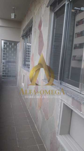 22 - Casa em Condomínio Estrada do Tindiba,Pechincha, Rio de Janeiro, RJ Para Alugar, 2 Quartos, 104m² - AOJ60035L - 23