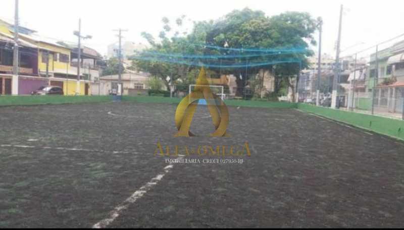 24 - Casa em Condomínio Estrada do Tindiba,Pechincha, Rio de Janeiro, RJ Para Alugar, 2 Quartos, 104m² - AOJ60035L - 25