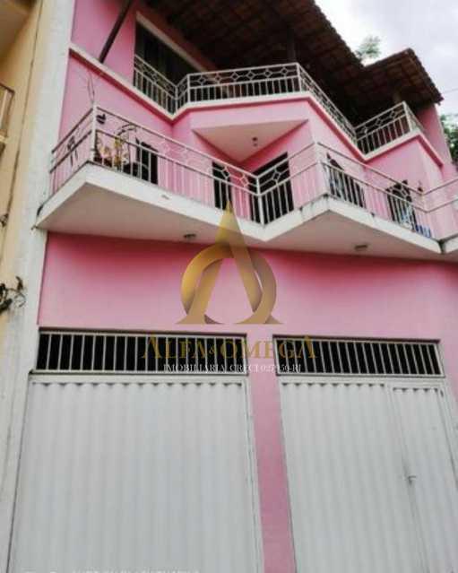 1 - Casa em Condomínio Estrada do Cafundá,Taquara, Rio de Janeiro, RJ À Venda, 3 Quartos, 350m² - AOJ60084 - 21