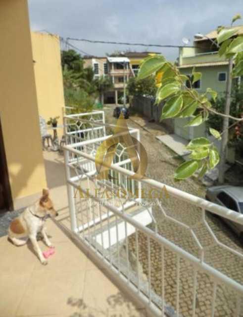 3 - Casa em Condomínio Estrada do Cafundá,Taquara, Rio de Janeiro, RJ À Venda, 3 Quartos, 350m² - AOJ60084 - 5