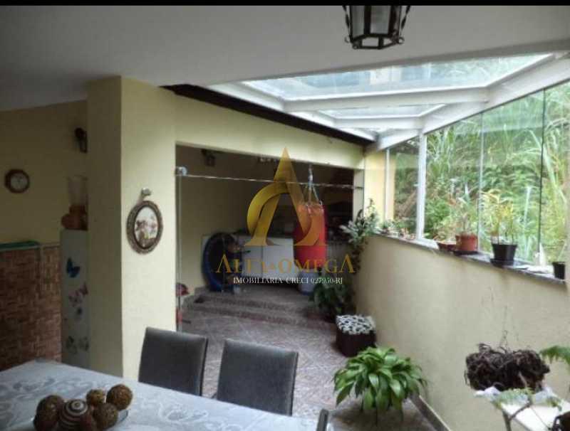 7 - Casa em Condomínio Estrada do Cafundá,Taquara, Rio de Janeiro, RJ À Venda, 3 Quartos, 350m² - AOJ60084 - 6