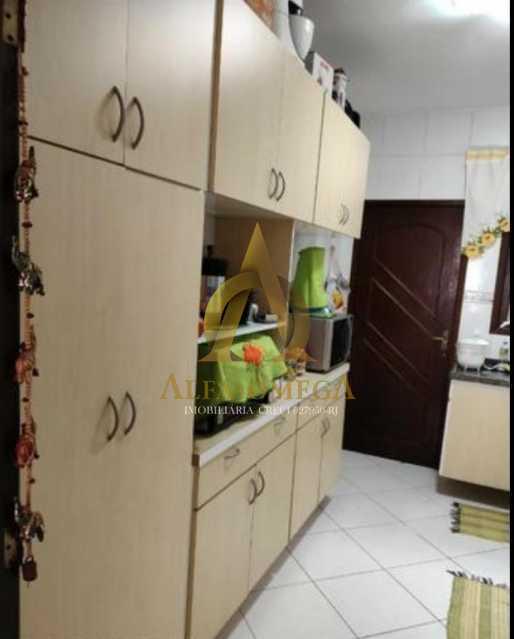 9 - Casa em Condomínio Estrada do Cafundá,Taquara, Rio de Janeiro, RJ À Venda, 3 Quartos, 350m² - AOJ60084 - 17
