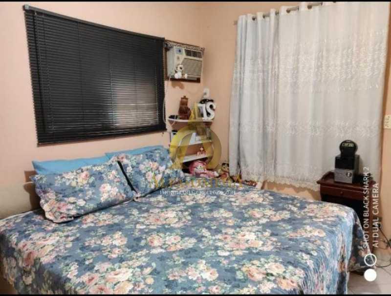 13 - Casa em Condomínio Estrada do Cafundá,Taquara, Rio de Janeiro, RJ À Venda, 3 Quartos, 350m² - AOJ60084 - 9
