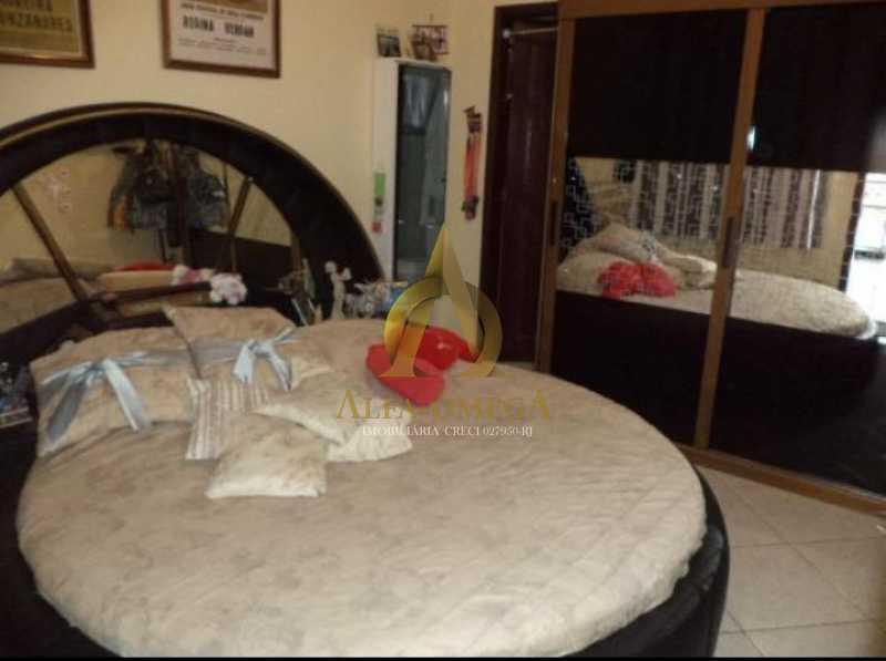 14 - Casa em Condomínio Estrada do Cafundá,Taquara, Rio de Janeiro, RJ À Venda, 3 Quartos, 350m² - AOJ60084 - 12