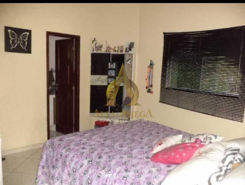 15 - Casa em Condomínio Estrada do Cafundá,Taquara, Rio de Janeiro, RJ À Venda, 3 Quartos, 350m² - AOJ60084 - 10