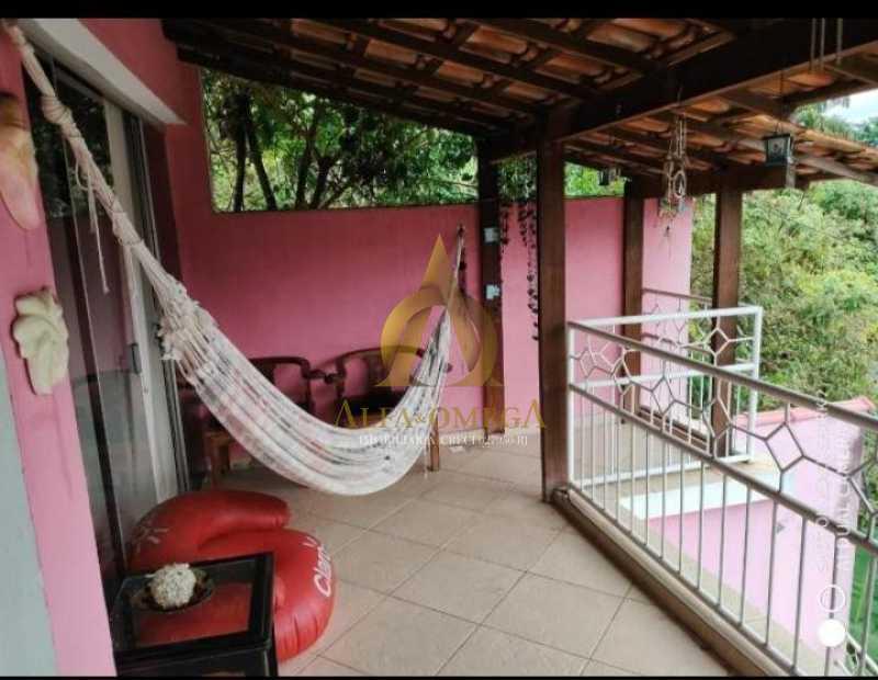 19 - Casa em Condomínio Estrada do Cafundá,Taquara, Rio de Janeiro, RJ À Venda, 3 Quartos, 350m² - AOJ60084 - 15