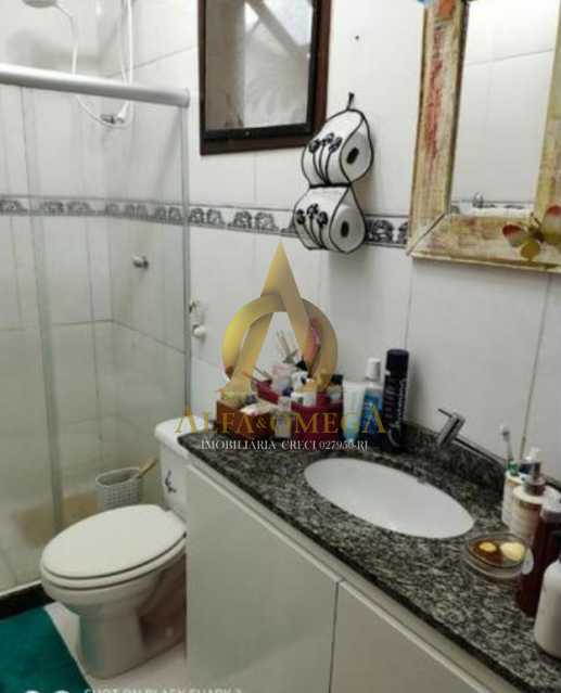 20 - Casa em Condomínio Estrada do Cafundá,Taquara, Rio de Janeiro, RJ À Venda, 3 Quartos, 350m² - AOJ60084 - 16