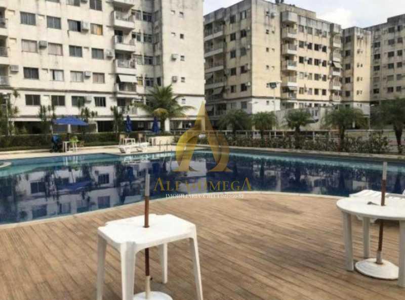 1 - Apartamento Rua Barão,Praça Seca, Rio de Janeiro, RJ À Venda, 3 Quartos, 70m² - AOJ30055 - 17