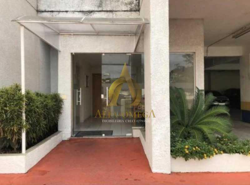 3 - Apartamento Rua Barão,Praça Seca, Rio de Janeiro, RJ À Venda, 3 Quartos, 70m² - AOJ30055 - 12