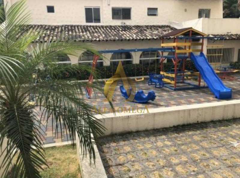 6 - Apartamento Rua Barão,Praça Seca, Rio de Janeiro, RJ À Venda, 3 Quartos, 70m² - AOJ30055 - 13