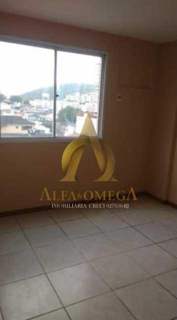 7 - Apartamento Rua Barão,Praça Seca, Rio de Janeiro, RJ À Venda, 3 Quartos, 70m² - AOJ30055 - 7