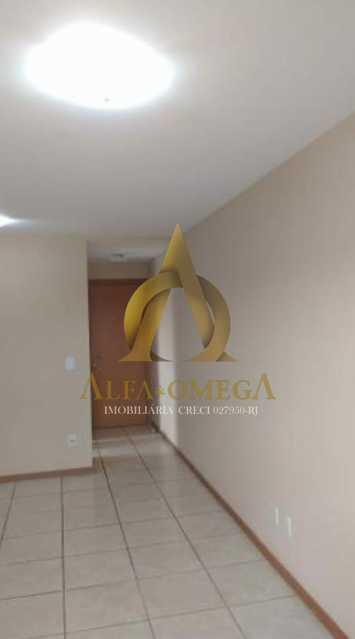 9 - Apartamento Rua Barão,Praça Seca, Rio de Janeiro, RJ À Venda, 3 Quartos, 70m² - AOJ30055 - 4