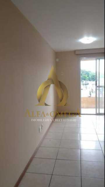 10 - Apartamento Rua Barão,Praça Seca, Rio de Janeiro, RJ À Venda, 3 Quartos, 70m² - AOJ30055 - 3