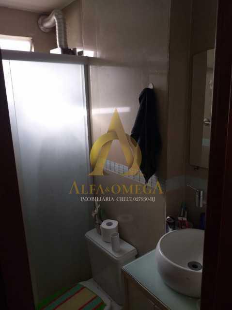 1 - Apartamento Estrada dos Bandeirantes,Curicica, Rio de Janeiro, RJ À Venda, 2 Quartos, 65m² - AOJ20196 - 12