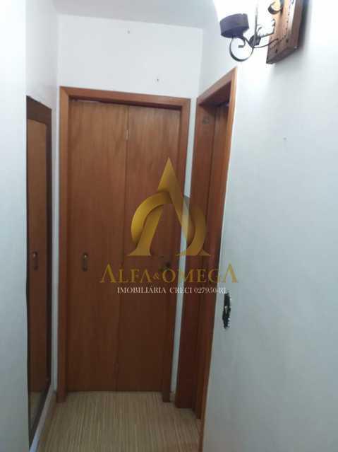6 - Apartamento Estrada dos Bandeirantes,Curicica, Rio de Janeiro, RJ À Venda, 2 Quartos, 65m² - AOJ20196 - 7