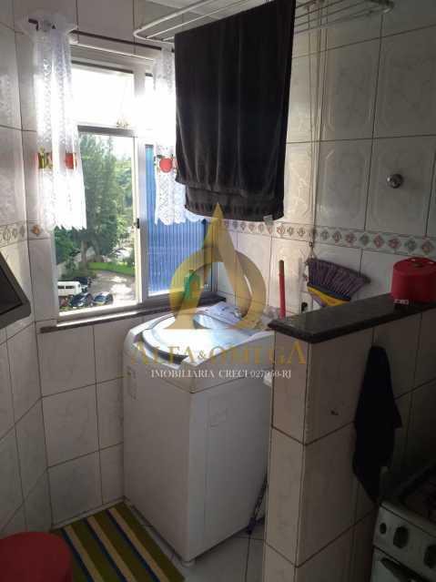 8 - Apartamento Estrada dos Bandeirantes,Curicica, Rio de Janeiro, RJ À Venda, 2 Quartos, 65m² - AOJ20196 - 19
