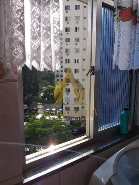 11 - Apartamento Estrada dos Bandeirantes,Curicica, Rio de Janeiro, RJ À Venda, 2 Quartos, 65m² - AOJ20196 - 20