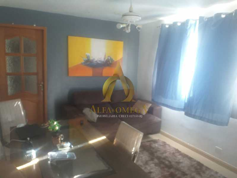 16 - Apartamento Estrada dos Bandeirantes,Curicica, Rio de Janeiro, RJ À Venda, 2 Quartos, 65m² - AOJ20196 - 5