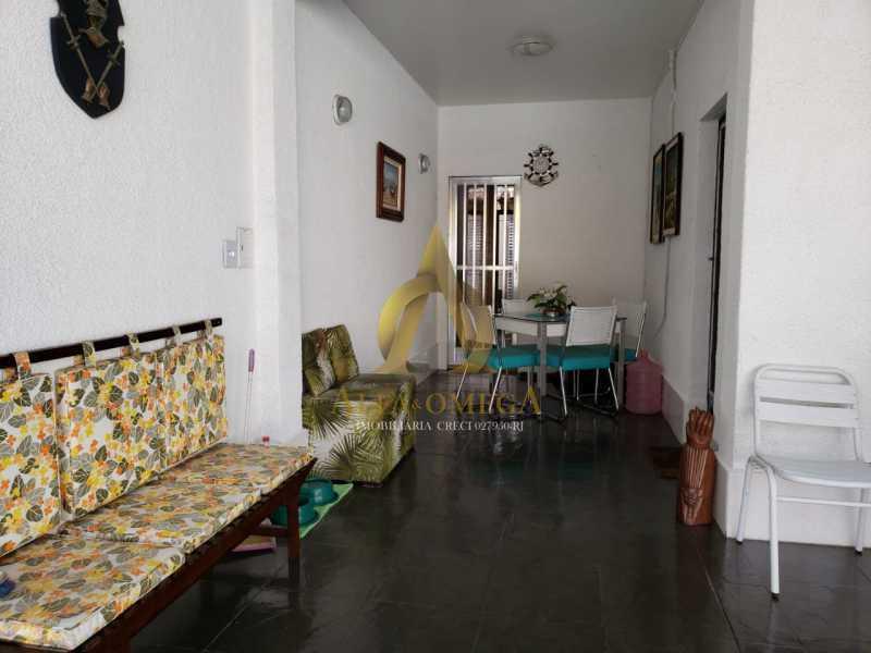 4 - Casa em Condomínio Estrada Santa Efigênia,Taquara, Rio de Janeiro, RJ À Venda, 2 Quartos, 225m² - AOJ60085 - 5