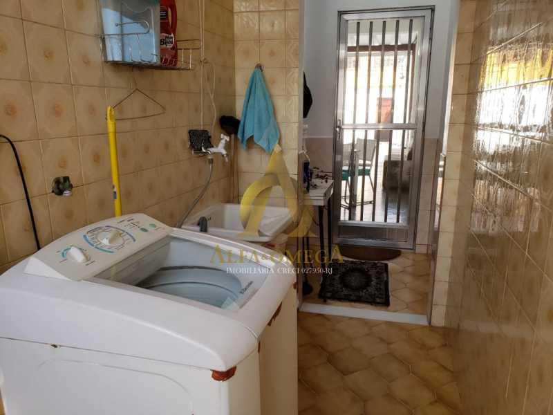 9 - Casa em Condomínio Estrada Santa Efigênia,Taquara, Rio de Janeiro, RJ À Venda, 2 Quartos, 225m² - AOJ60085 - 13
