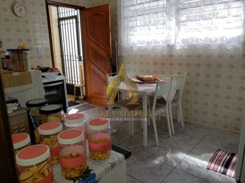 10 - Casa em Condomínio Estrada Santa Efigênia,Taquara, Rio de Janeiro, RJ À Venda, 2 Quartos, 225m² - AOJ60085 - 12