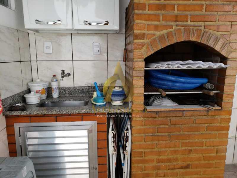 15 - Casa em Condomínio Estrada Santa Efigênia,Taquara, Rio de Janeiro, RJ À Venda, 2 Quartos, 225m² - AOJ60085 - 18