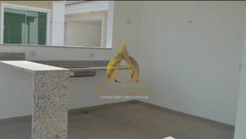 2 - Casa em Condomínio Estrada Meringuava,Taquara, Rio de Janeiro, RJ À Venda, 4 Quartos, 120m² - AOJ60086 - 11