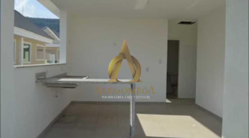 3 - Casa em Condomínio Estrada Meringuava,Taquara, Rio de Janeiro, RJ À Venda, 4 Quartos, 120m² - AOJ60086 - 12