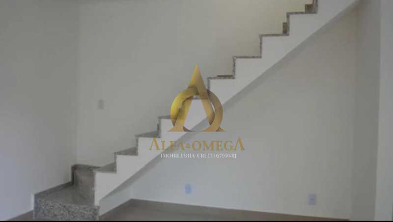 13 - Casa em Condomínio Estrada Meringuava,Taquara, Rio de Janeiro, RJ À Venda, 4 Quartos, 120m² - AOJ60086 - 4