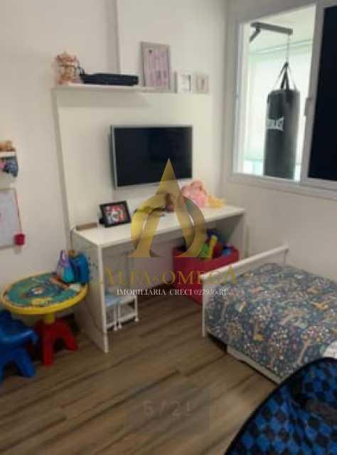 16 - Apartamento à venda Rua Franco Zampari,Jacarepaguá, Rio de Janeiro - R$ 840.000 - AOJ30056 - 8