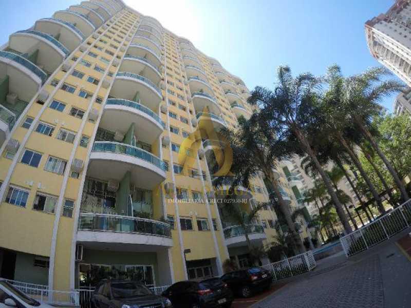 1 - Apartamento Praça Antônio Callado,Barra da Tijuca, Rio de Janeiro, RJ Para Alugar, 2 Quartos, 94m² - AO20299L - 20