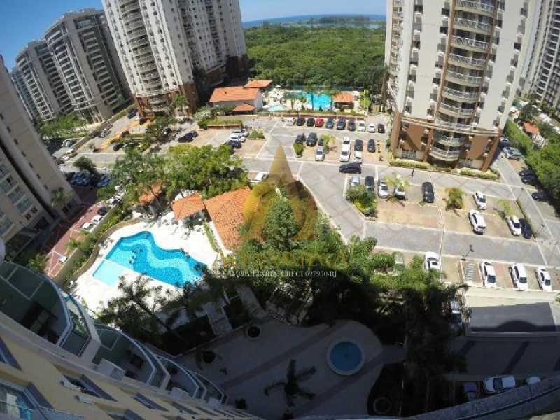 3 - Apartamento Praça Antônio Callado,Barra da Tijuca, Rio de Janeiro, RJ Para Alugar, 2 Quartos, 94m² - AO20299L - 21