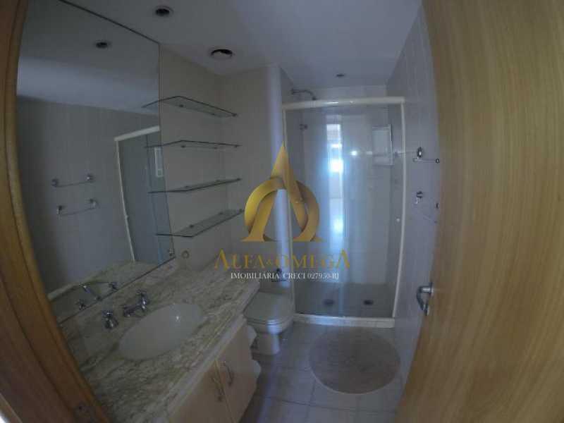 5 - Apartamento Praça Antônio Callado,Barra da Tijuca, Rio de Janeiro, RJ Para Alugar, 2 Quartos, 94m² - AO20299L - 16