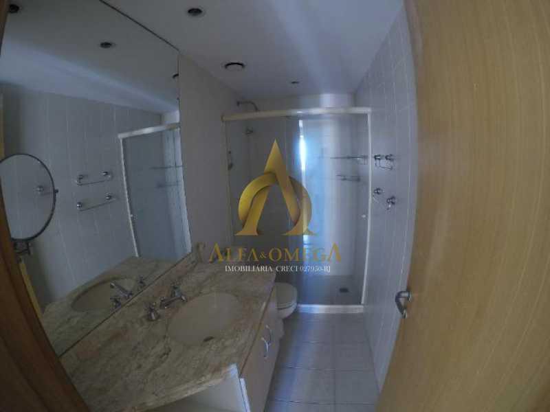 6 - Apartamento Praça Antônio Callado,Barra da Tijuca, Rio de Janeiro, RJ Para Alugar, 2 Quartos, 94m² - AO20299L - 17