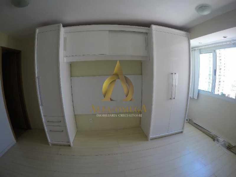 7 - Apartamento Praça Antônio Callado,Barra da Tijuca, Rio de Janeiro, RJ Para Alugar, 2 Quartos, 94m² - AO20299L - 8