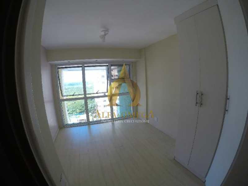 13 - Apartamento Praça Antônio Callado,Barra da Tijuca, Rio de Janeiro, RJ Para Alugar, 2 Quartos, 94m² - AO20299L - 11