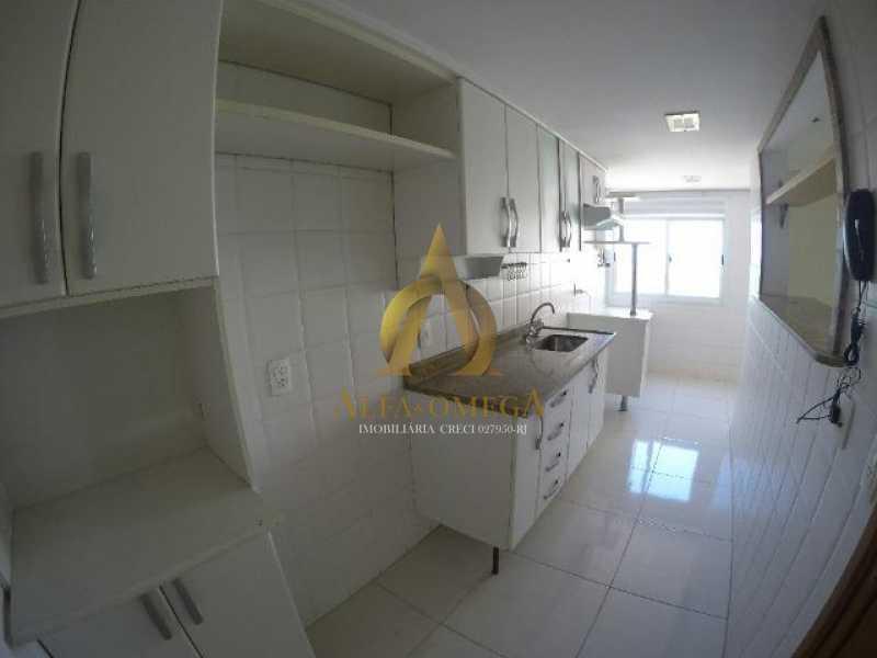 17 - Apartamento Praça Antônio Callado,Barra da Tijuca, Rio de Janeiro, RJ Para Alugar, 2 Quartos, 94m² - AO20299L - 18