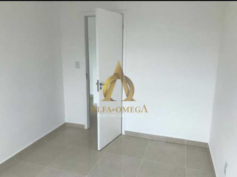 1 - Apartamento Estrada do Rio Grande,Taquara, Rio de Janeiro, RJ Para Alugar, 1 Quarto, 40m² - AOJ10012L - 7