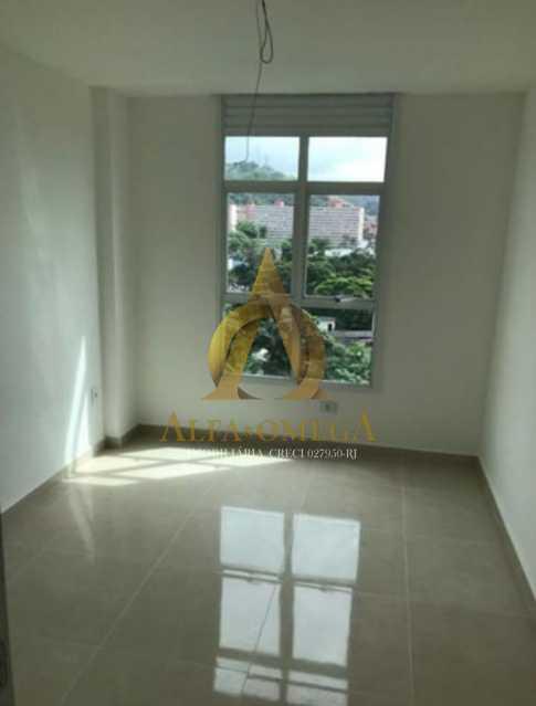 5 - Apartamento Estrada do Rio Grande,Taquara, Rio de Janeiro, RJ Para Alugar, 1 Quarto, 40m² - AOJ10012L - 6
